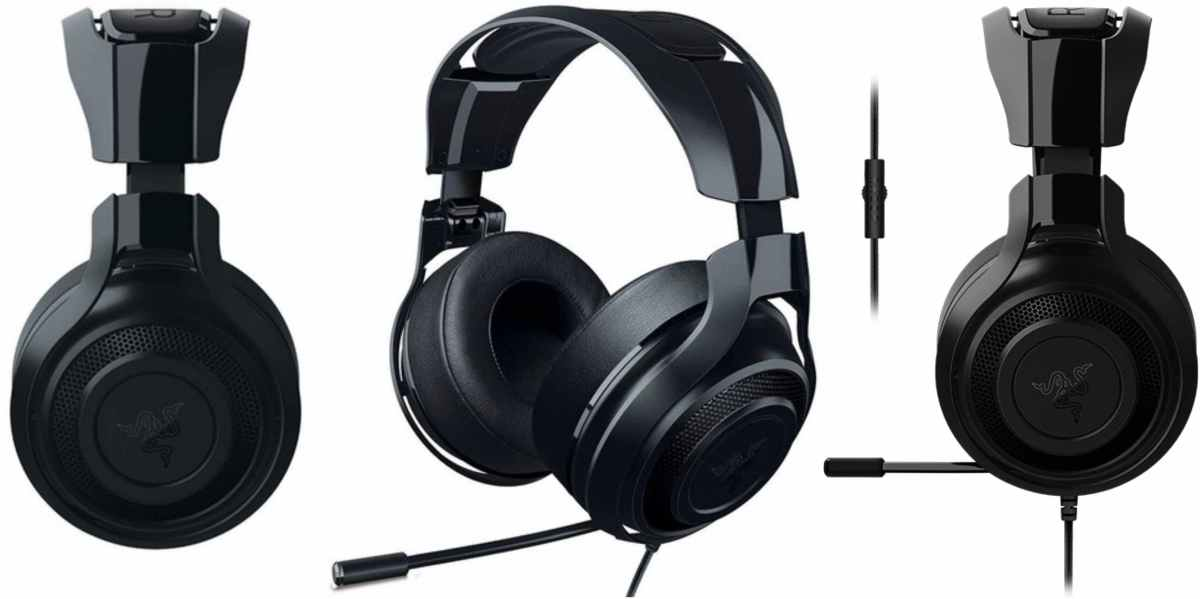 MANO'WAR 7.1 wired headset with 7.1 for PC gaming