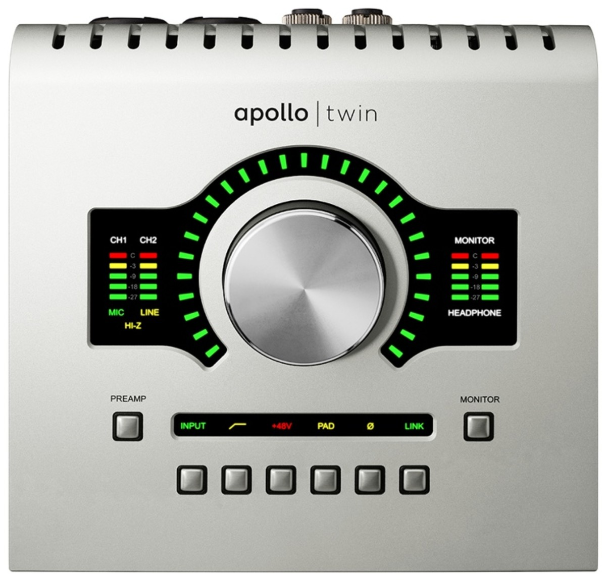 Apollo Twin By Universal Audio