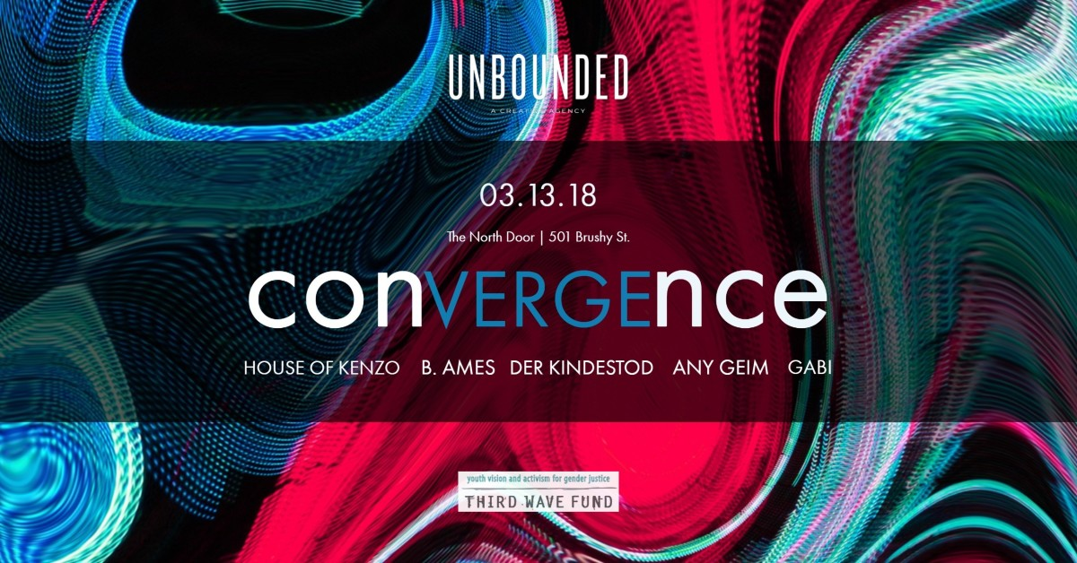 Unbounded presents: Convergence
