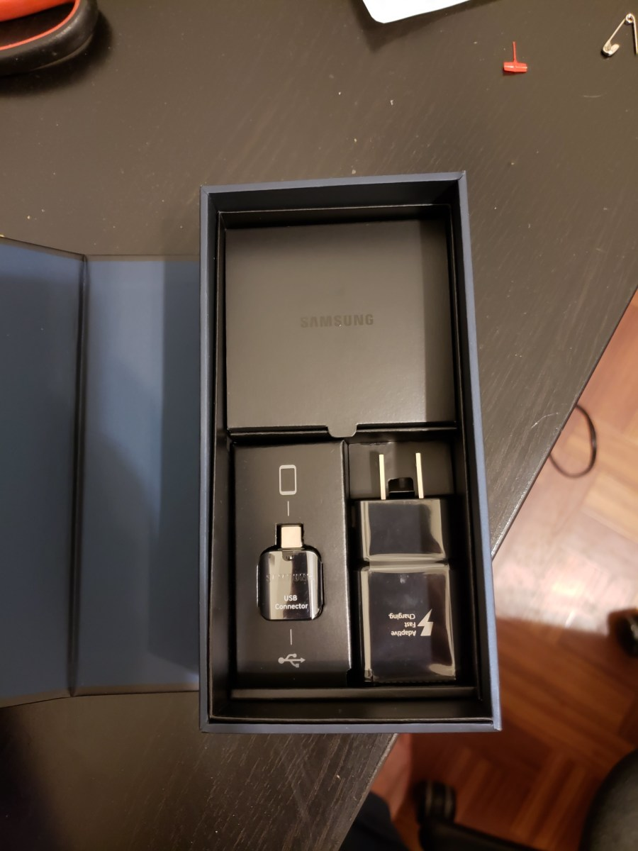 Samsung S9 Box