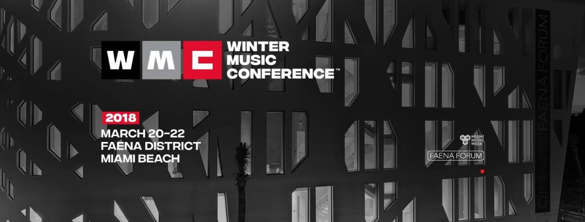 Winter Music Conference 2018