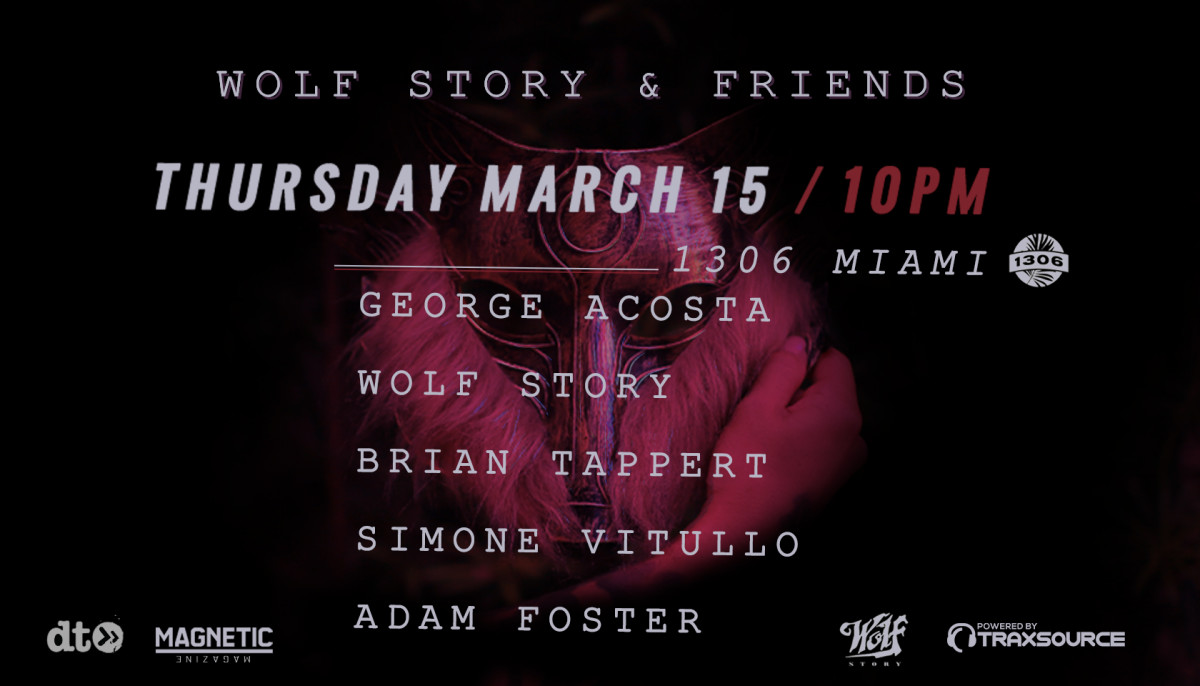 Thursday March 15th at 1306 Miami (Downtown Miami)