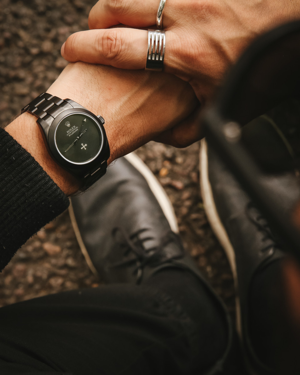 Audiofly watch