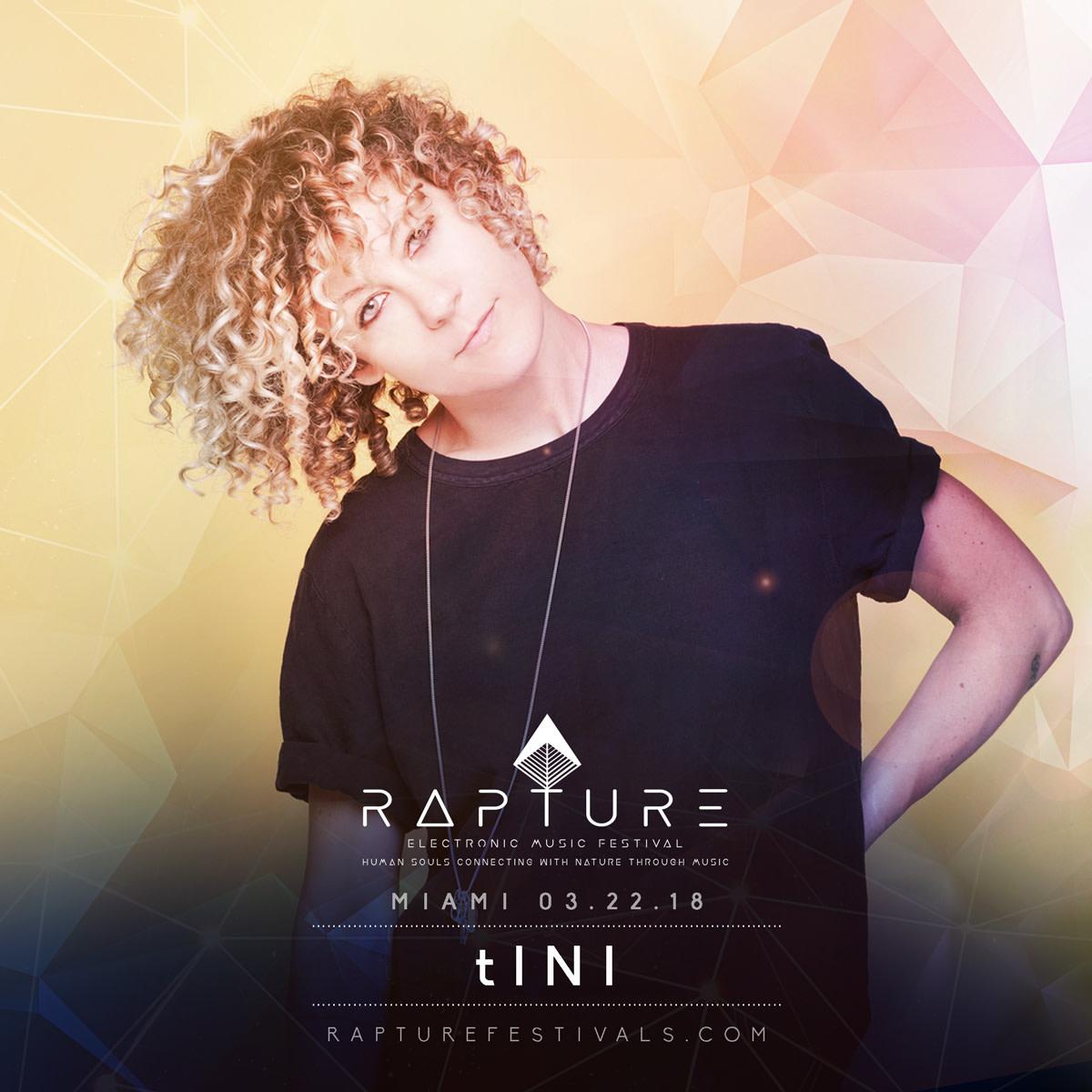 tINI Rapture Festival 2018