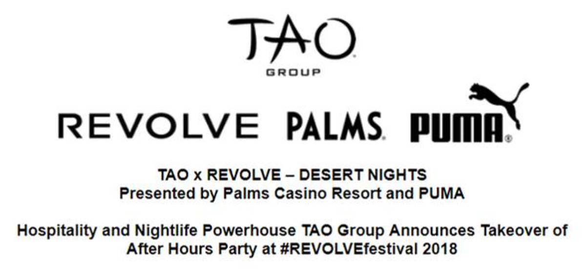 Las Vegas power players take over late night in the desert...