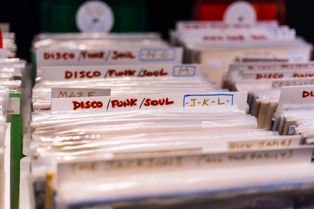 Discogs vinyl