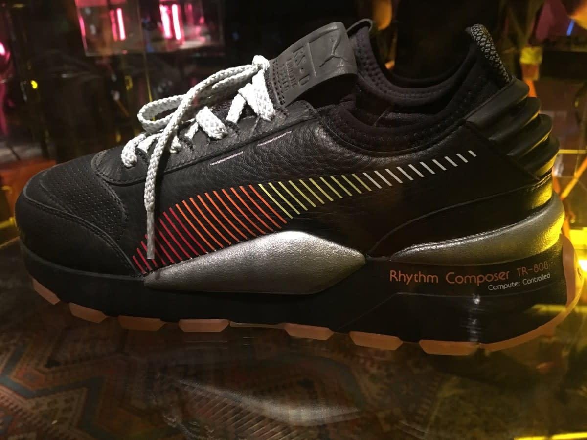 Roland TR-808 Puma Sneakers