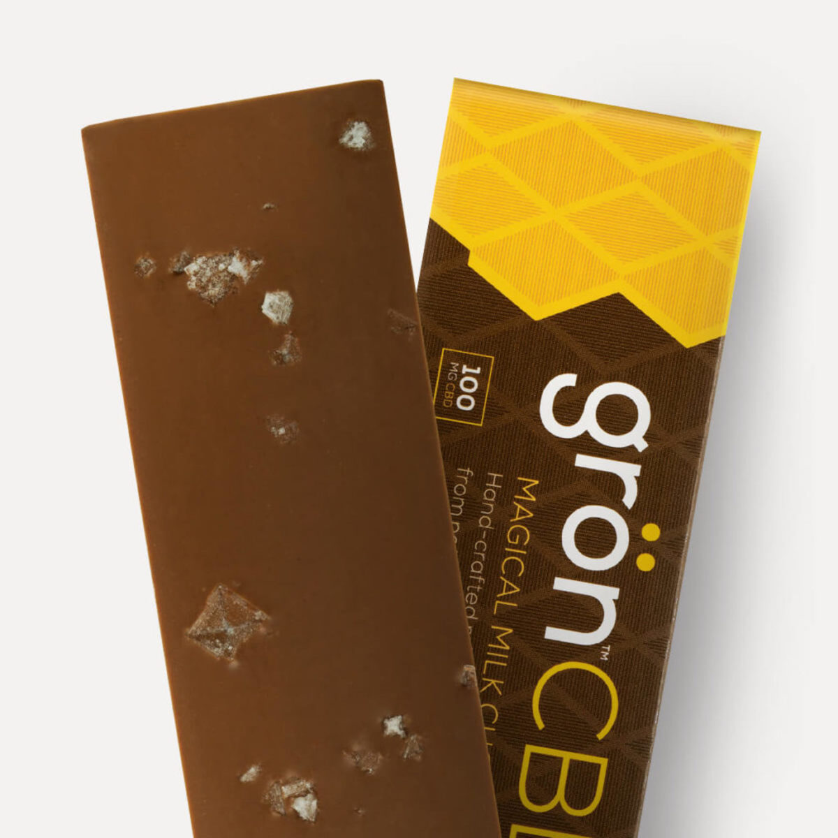 GronCBD Chocolate Bar
