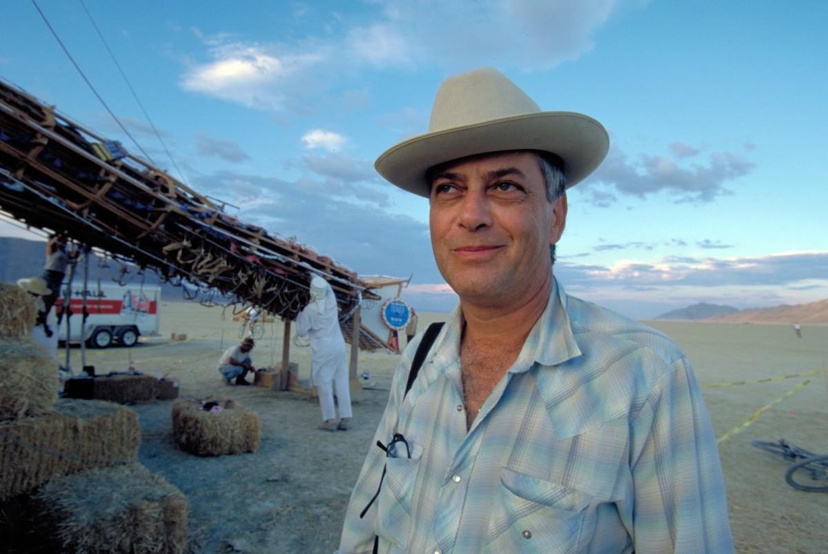 Larry Harvey 1998