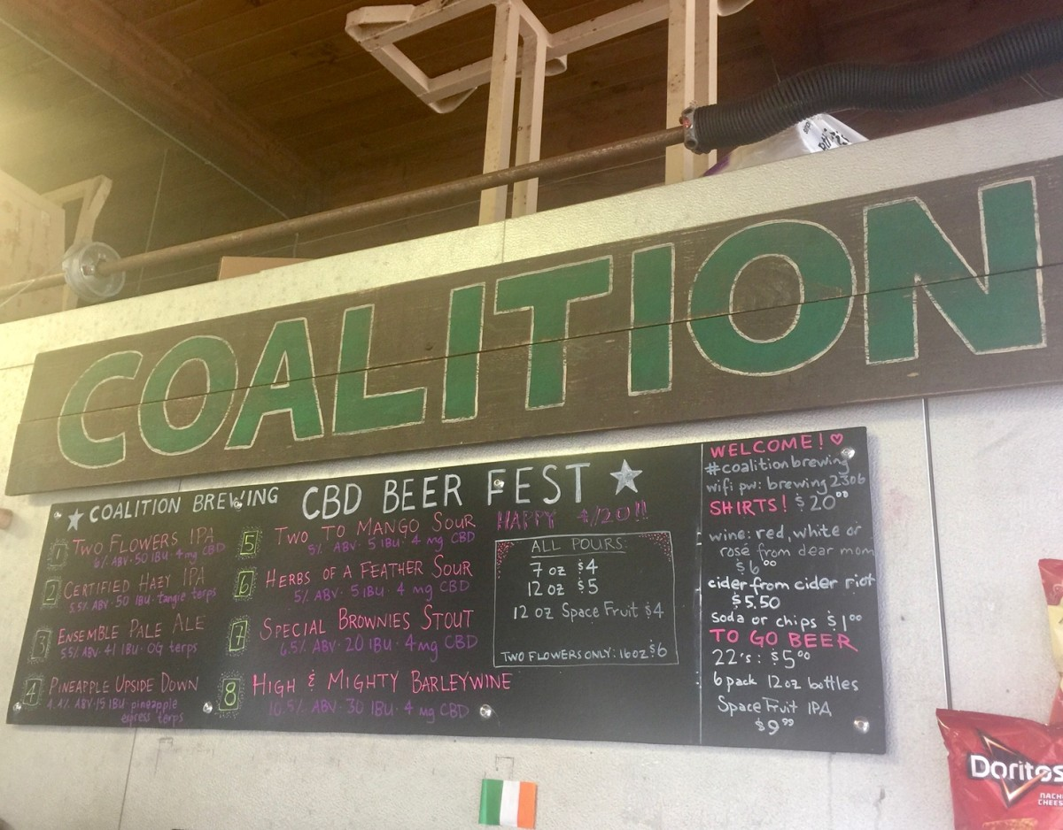 Coalition Brewing - CBD Fest