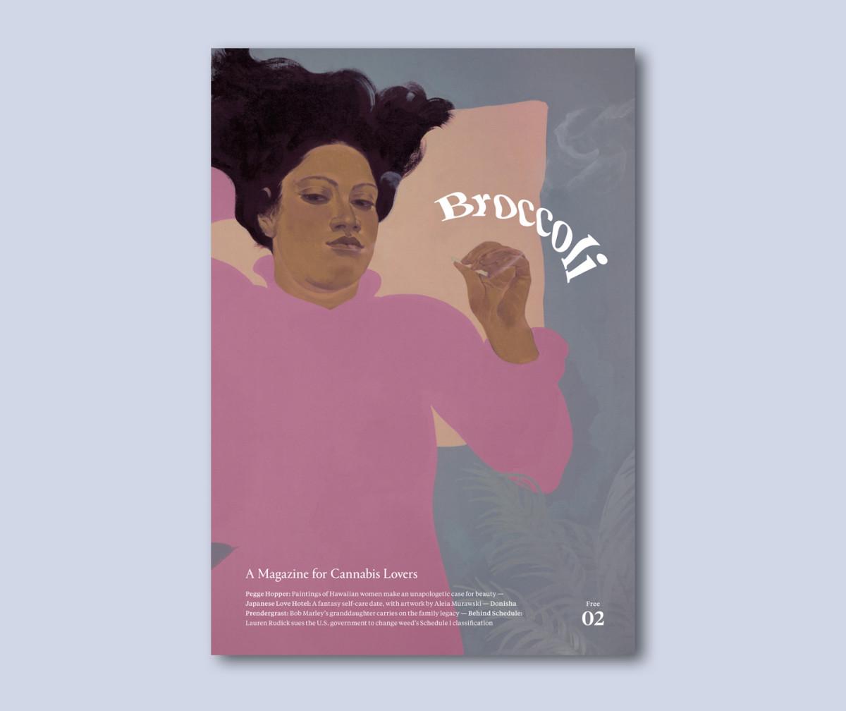 Broccoli Magazine 02 Cover