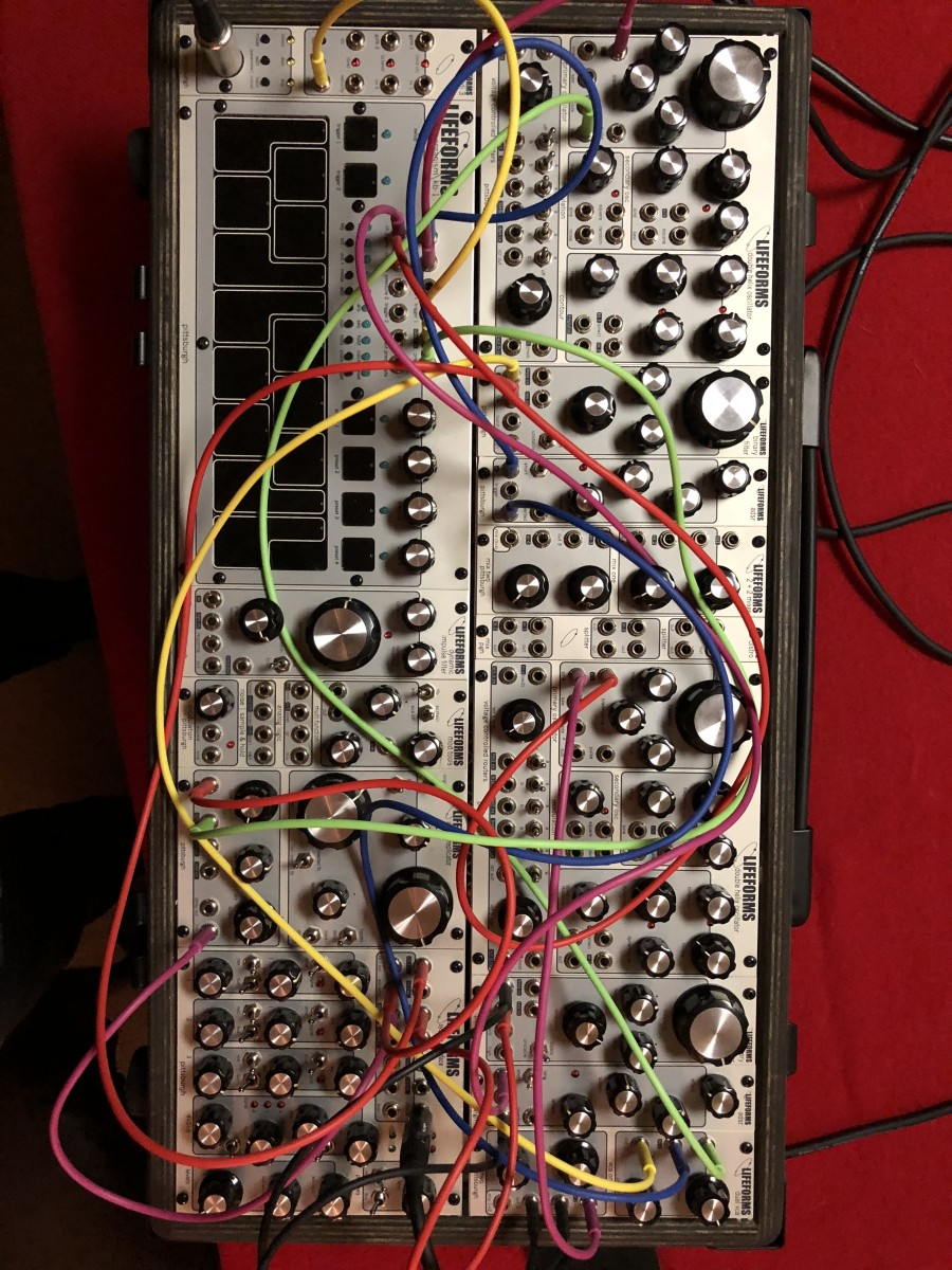 Pittsburgh Modular Lifeforms system 1