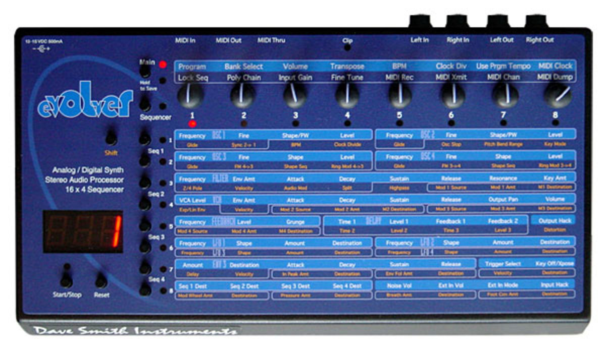 Dave Smith Instruments evolver