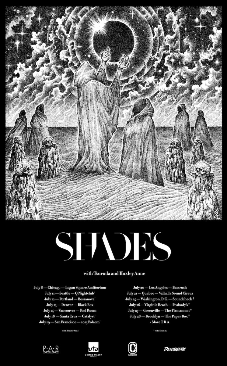 Shades Tour Poster