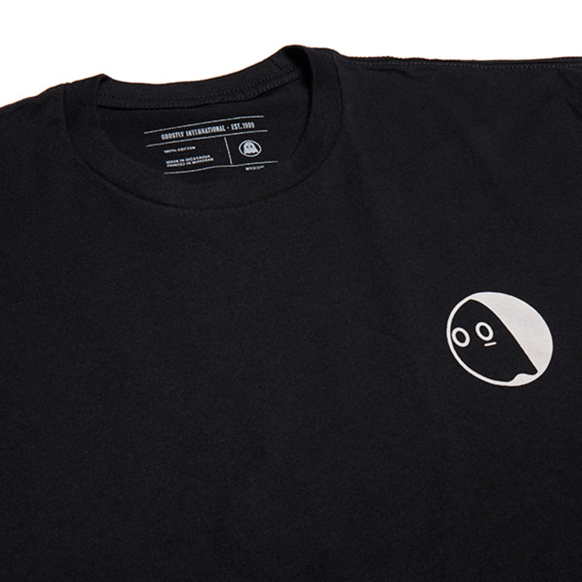 Ghostly Spectral Sound Tee