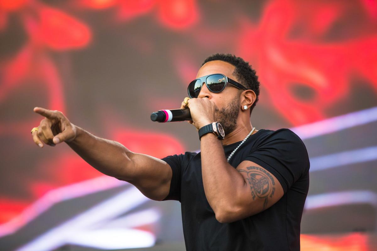 Shaky Beats Festival 2018 Ludacris