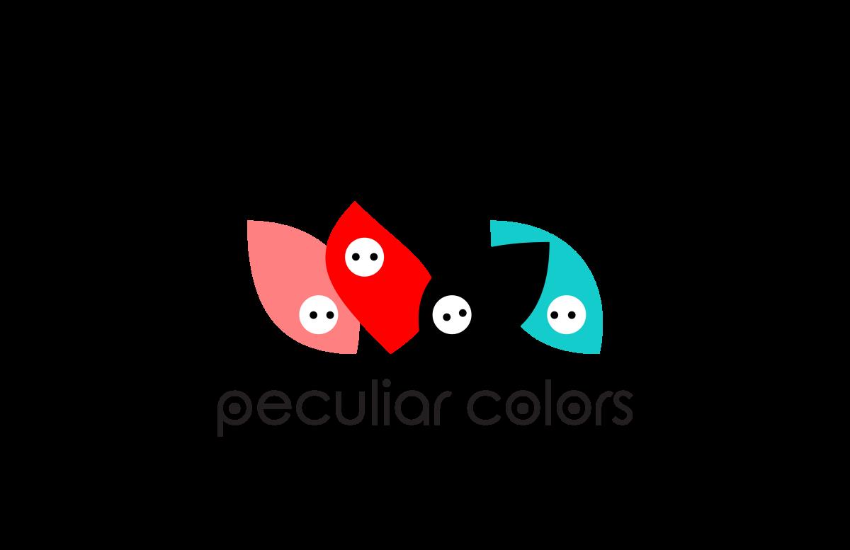 Peculiar Colors logo