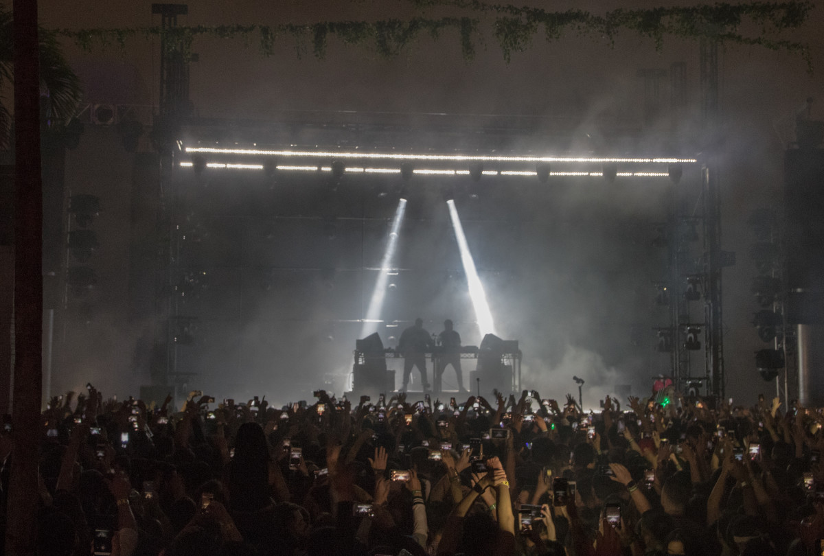 Axwell /\ Ingrosso The Brooklyn Mirage