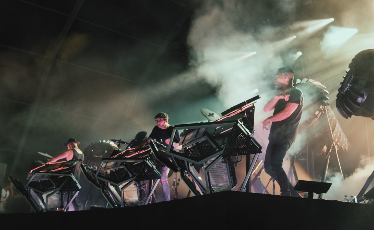 The Glitch Mob Governors Ball 2018