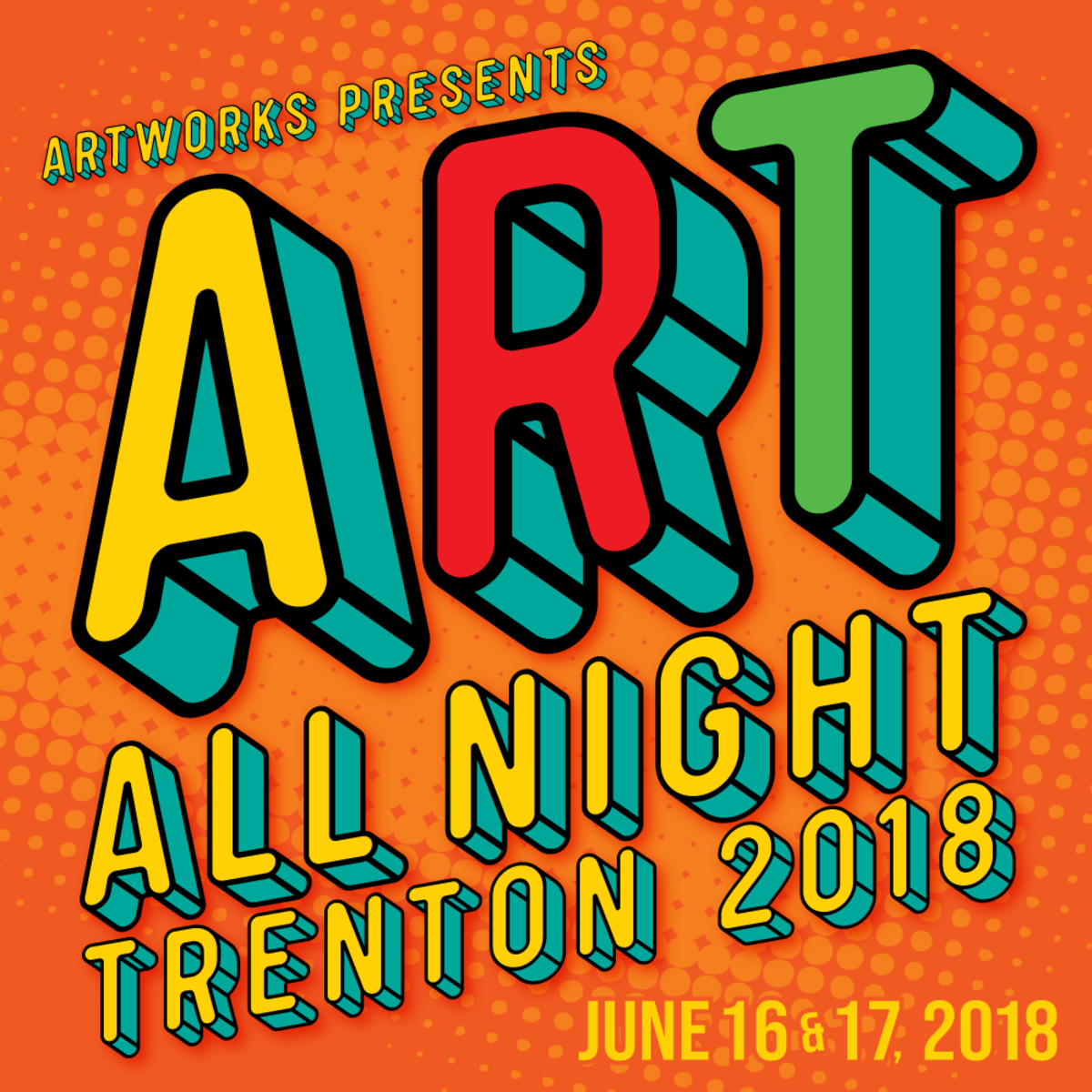 Art All Night Trenton