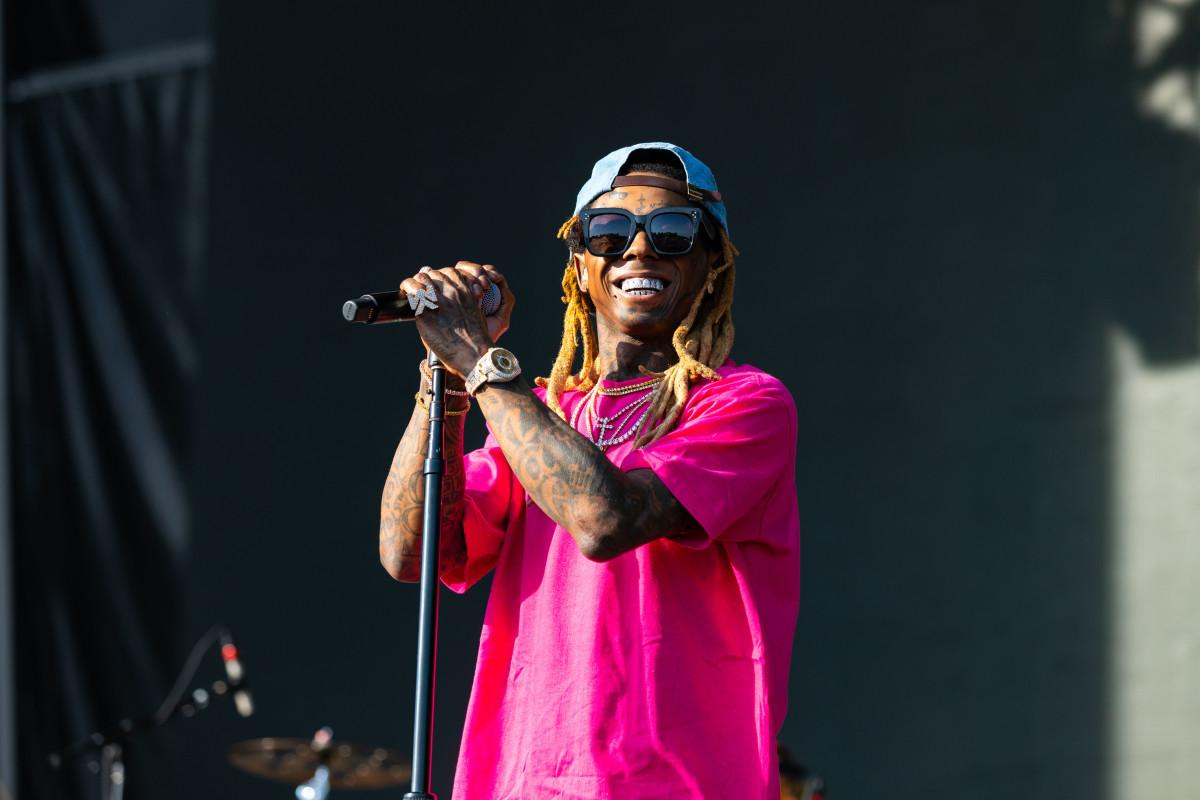 Firefly Festival 2018 Lil Wayne