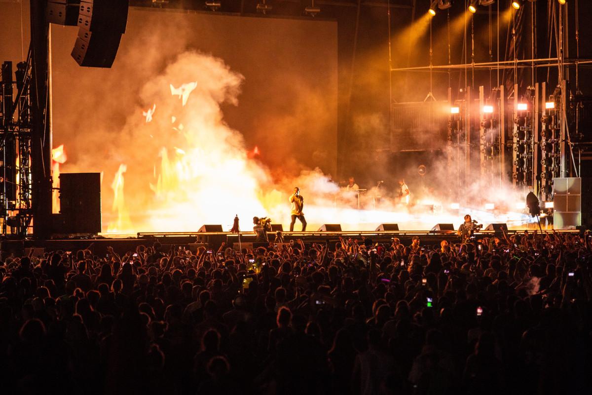 Firefly Festival 2018 Kendrick Lamar