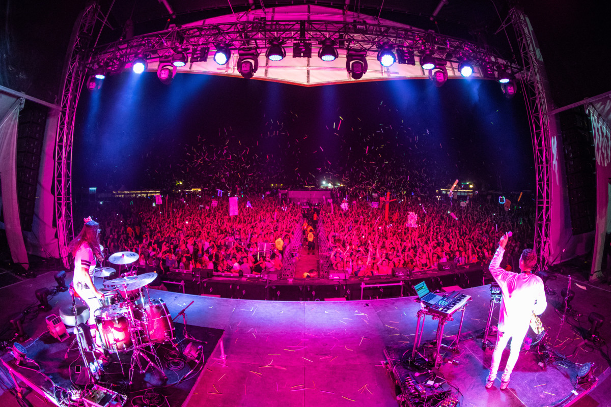 Firefly Festival 2018 Big Gigantic