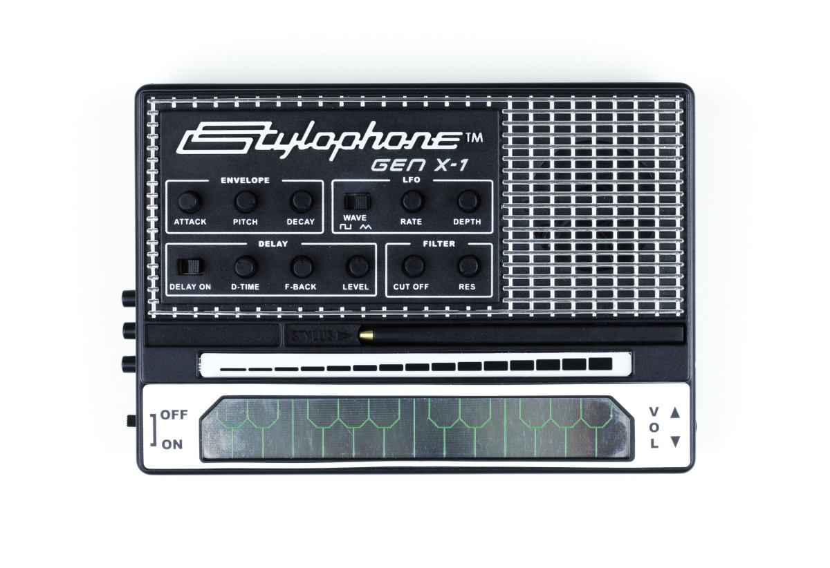 Stylophone_GenX-1_Top