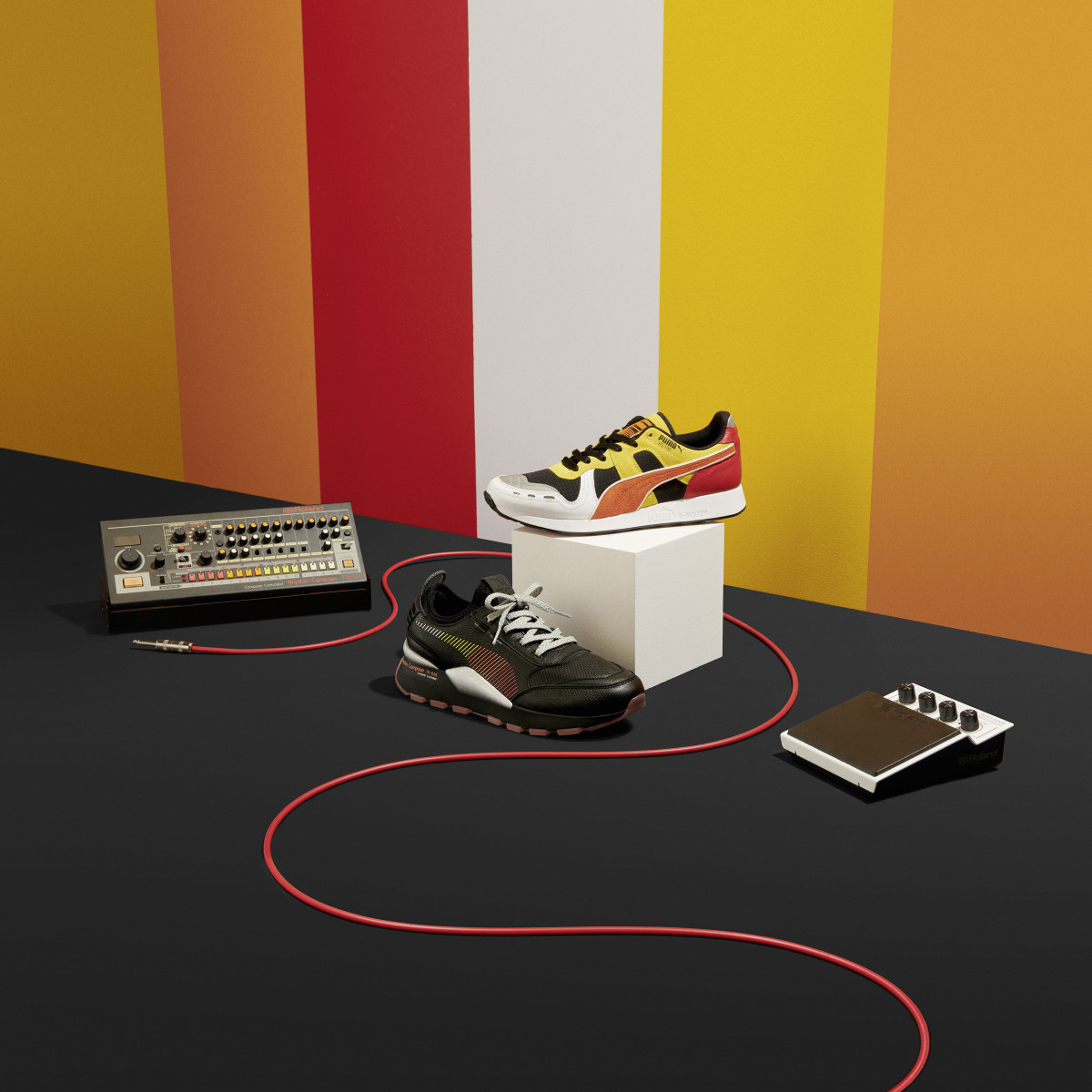 Puma Roland RS-0 RS-100 Sneakers