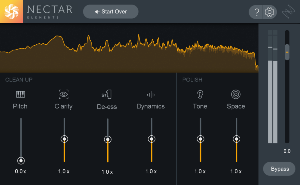 iZotope Nectar Elements Effects