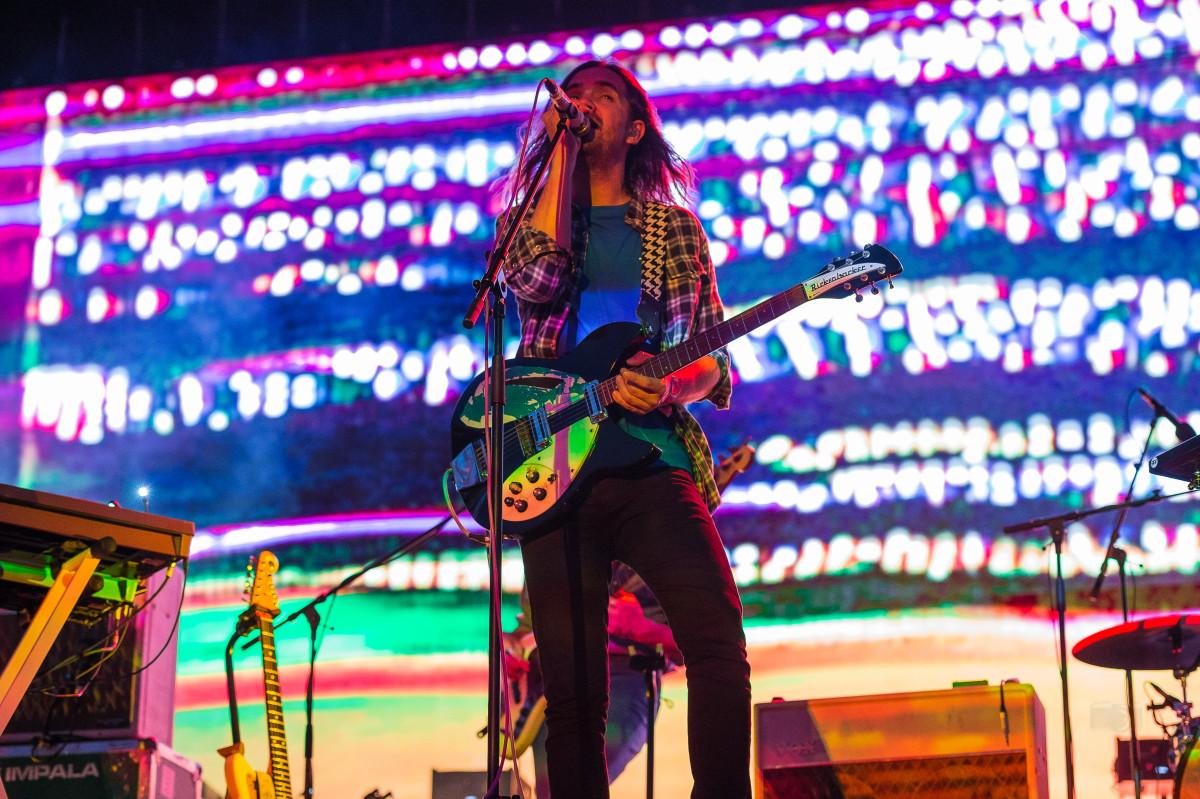Pitchfork Music Festival 2018 Tame Impala