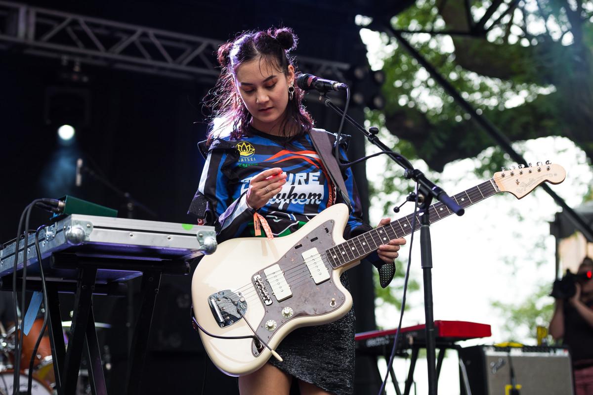 Pitchfork Music Festival 2018 Japanese Breakfast