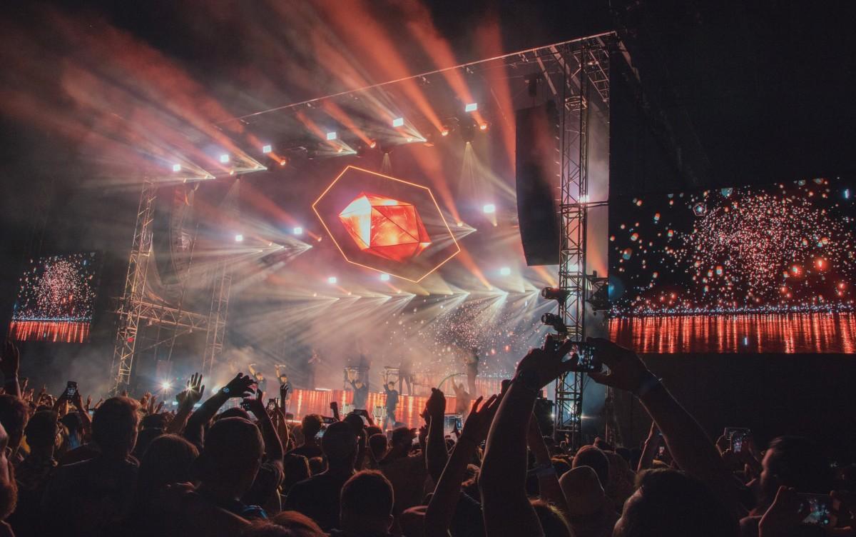Odesza Panorama Festival 2018