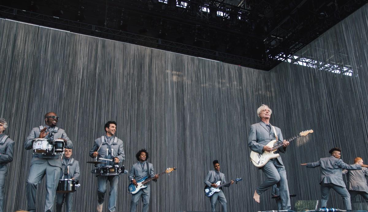 David Byrne Panorama Festival 2018