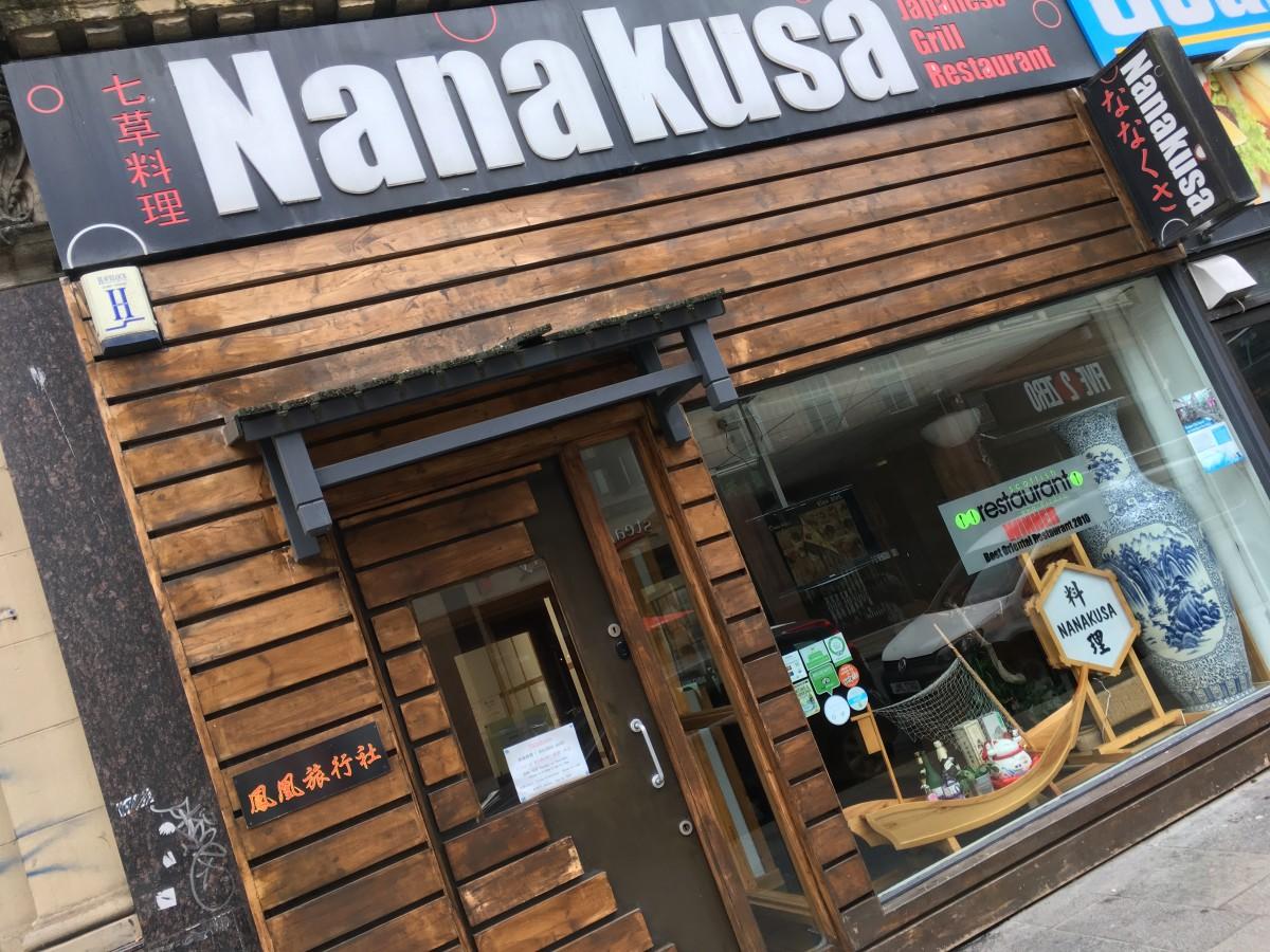 Q 3 Nanakusa