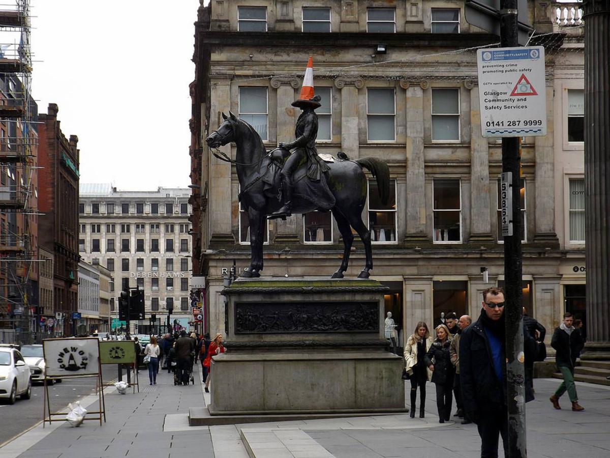 Q 7 Visit Glasgow