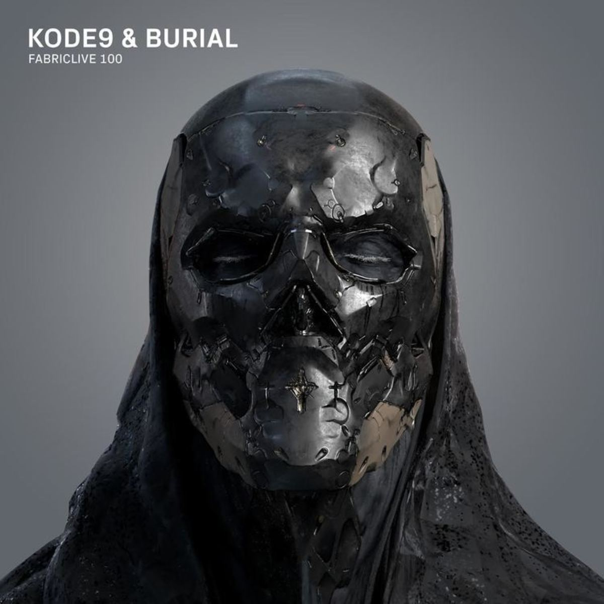 Kode9 & Burial Fabriclive 100