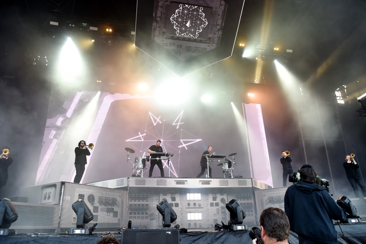 Odesza Outside Lands Festival 2018
