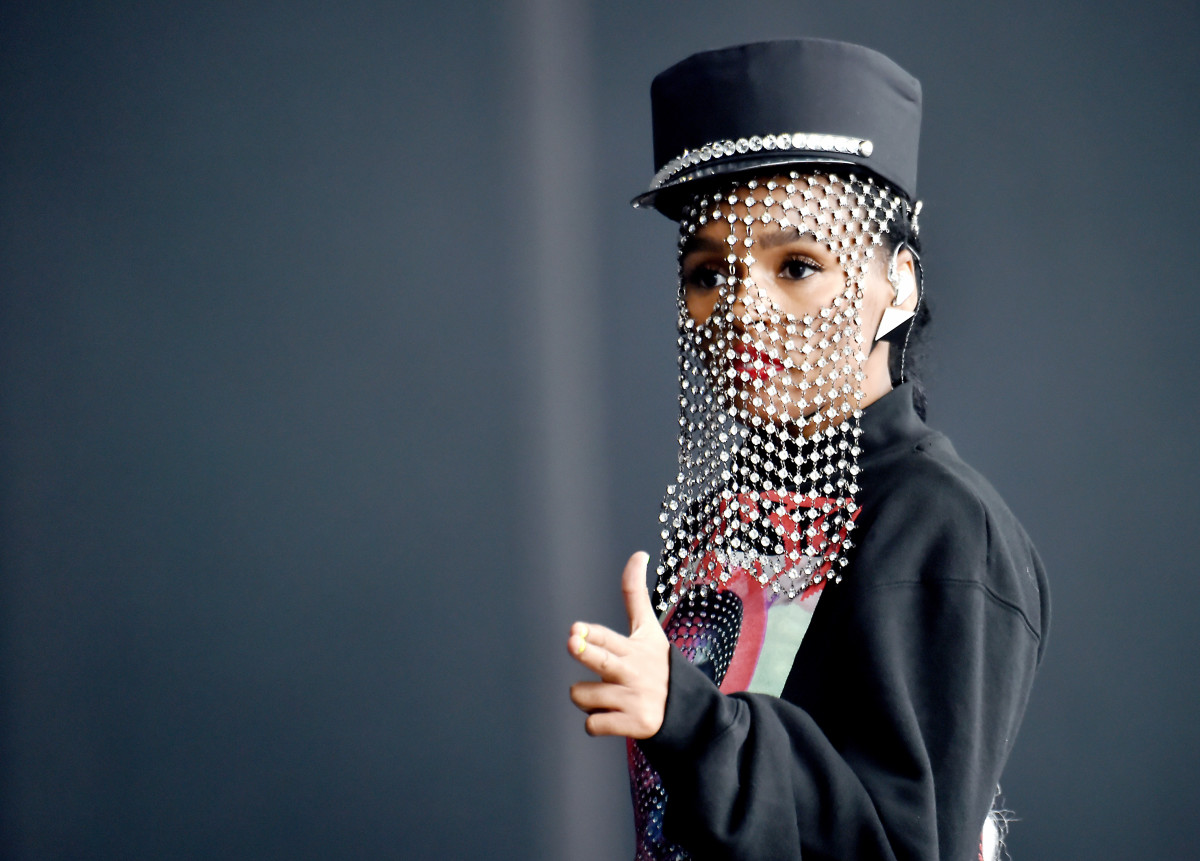 Janelle Monae Outside Lands 2018