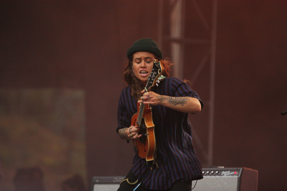 Tash Sultana Outside Lands Festival 2018