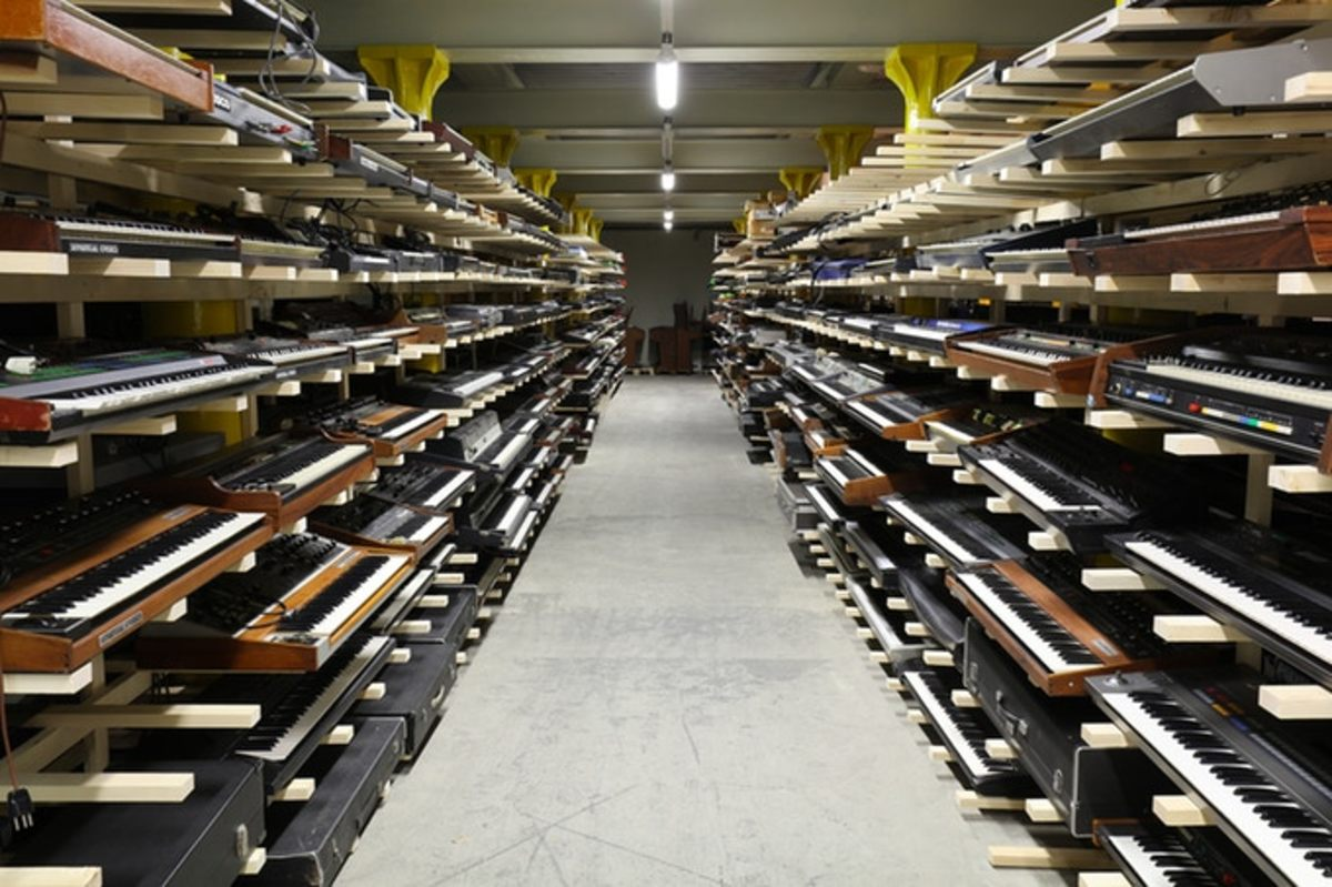 Swiss Museum & Center for Electronic Music Instruments (SMEM) Synths