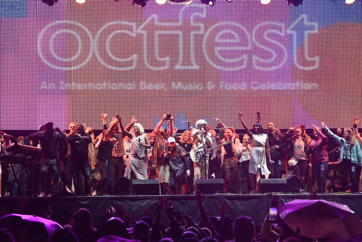 Nile Rodgers & Chic Octfest 2018