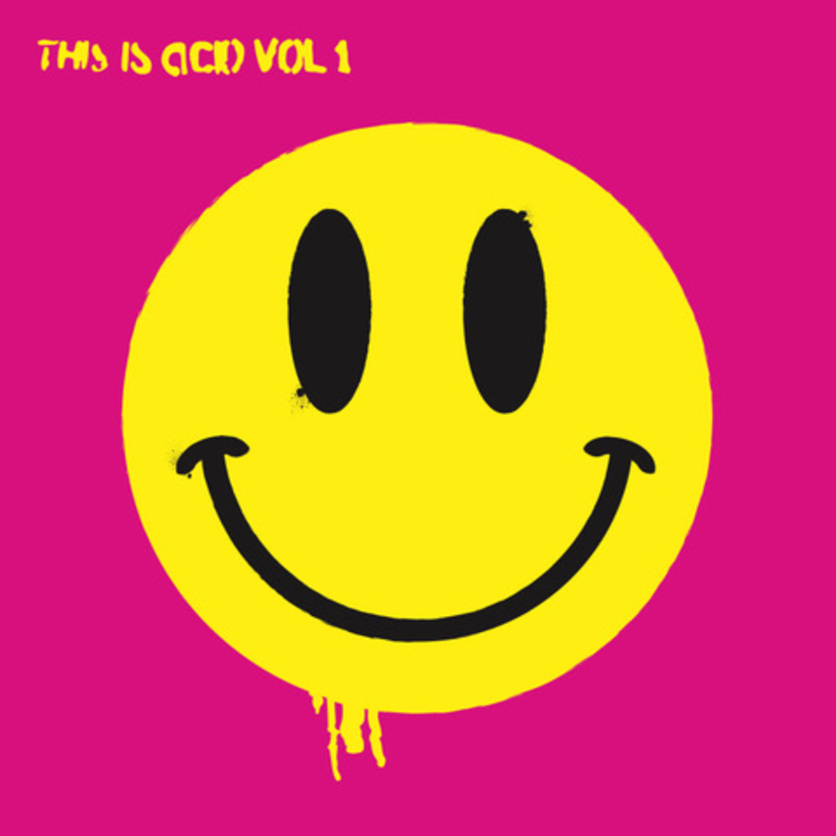 This Is Acid Vol 1 Artwork