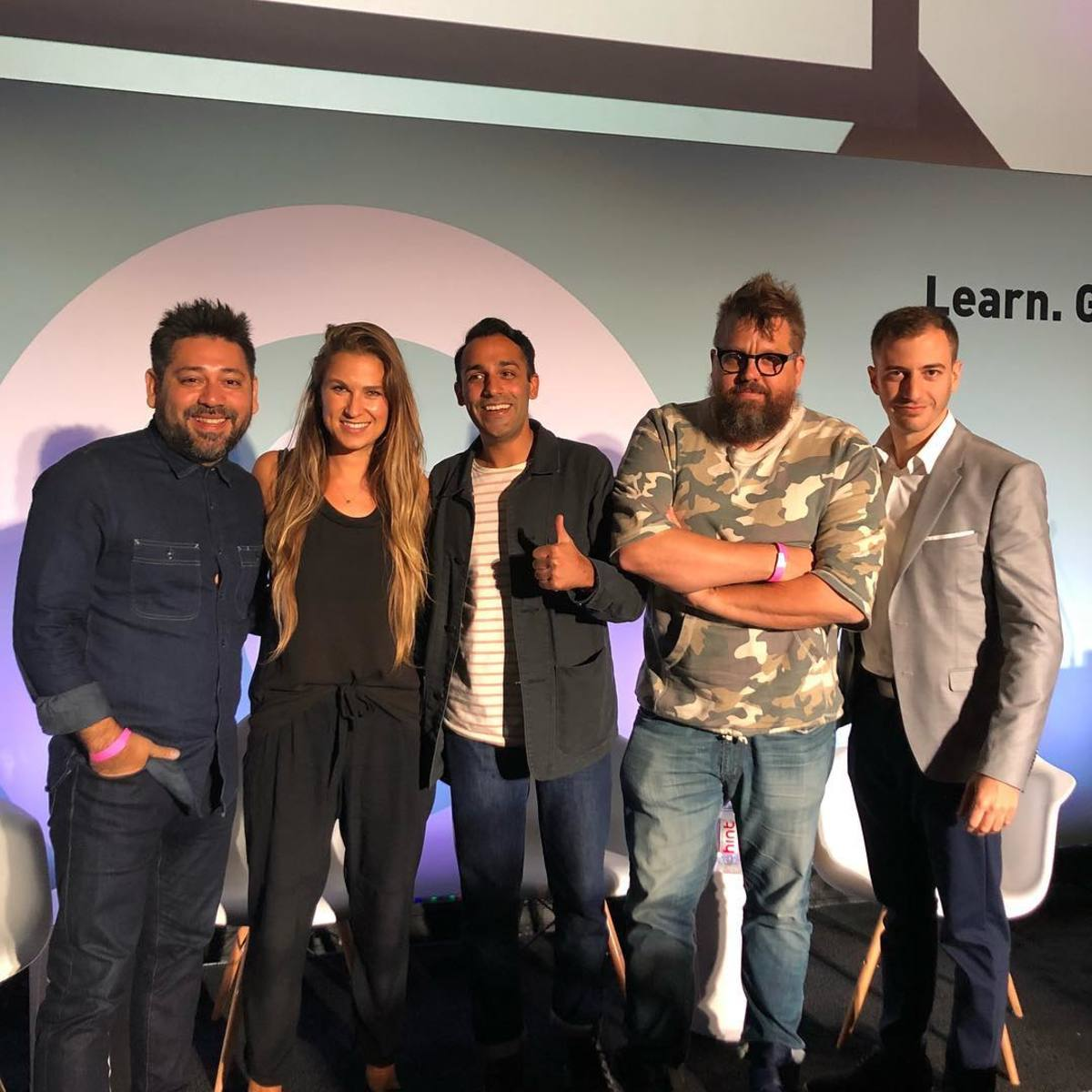 SoStereo AdWeek 2018 Panel