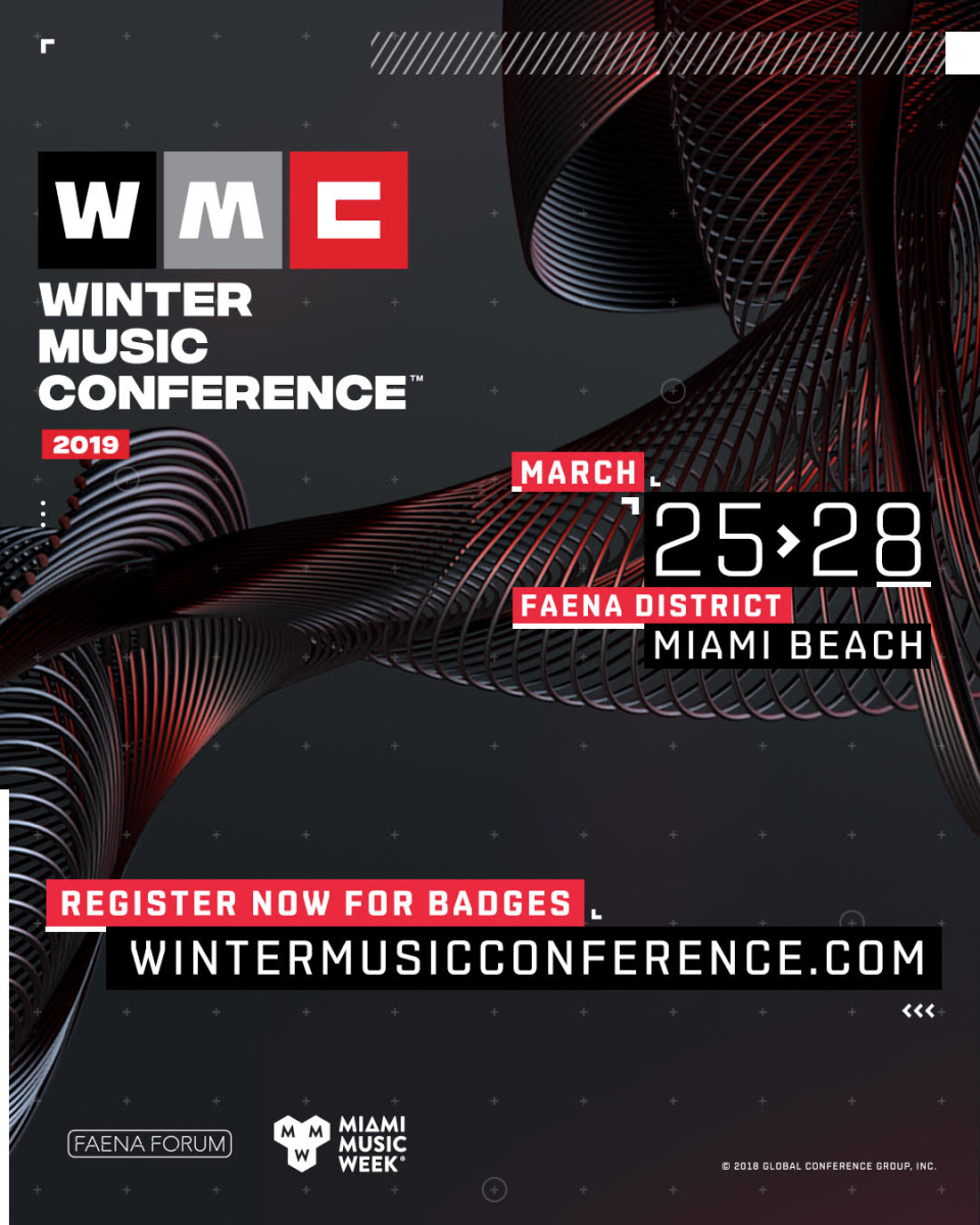Winter Music Conference WMC 2019