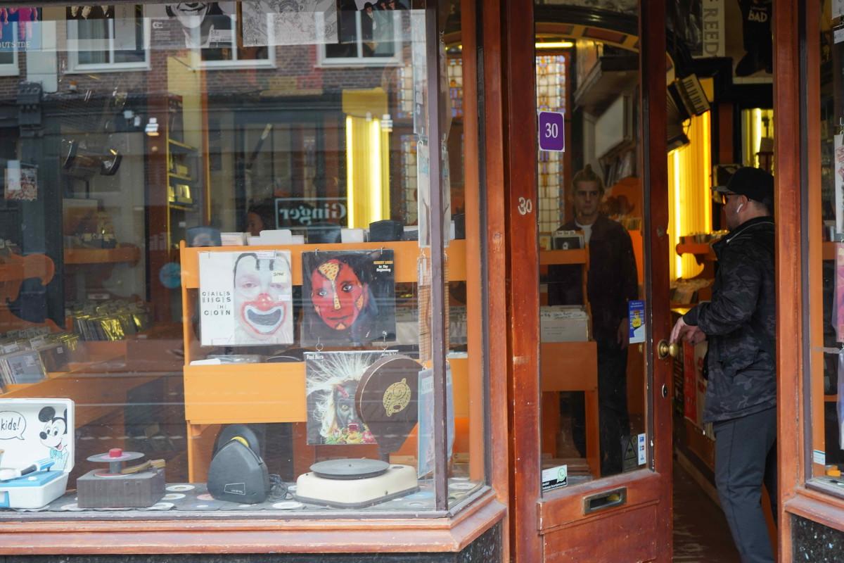 Zap Records Amsterdam