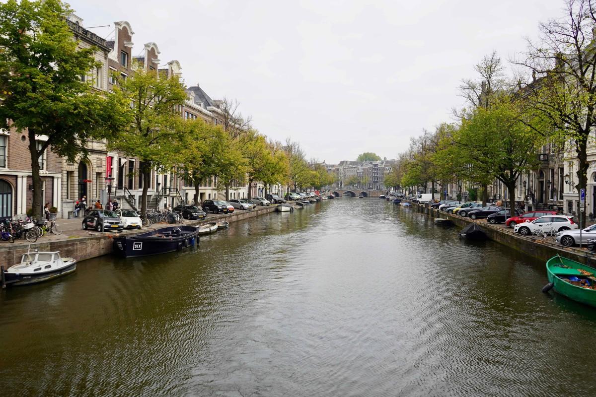 Bye Amsterdam...