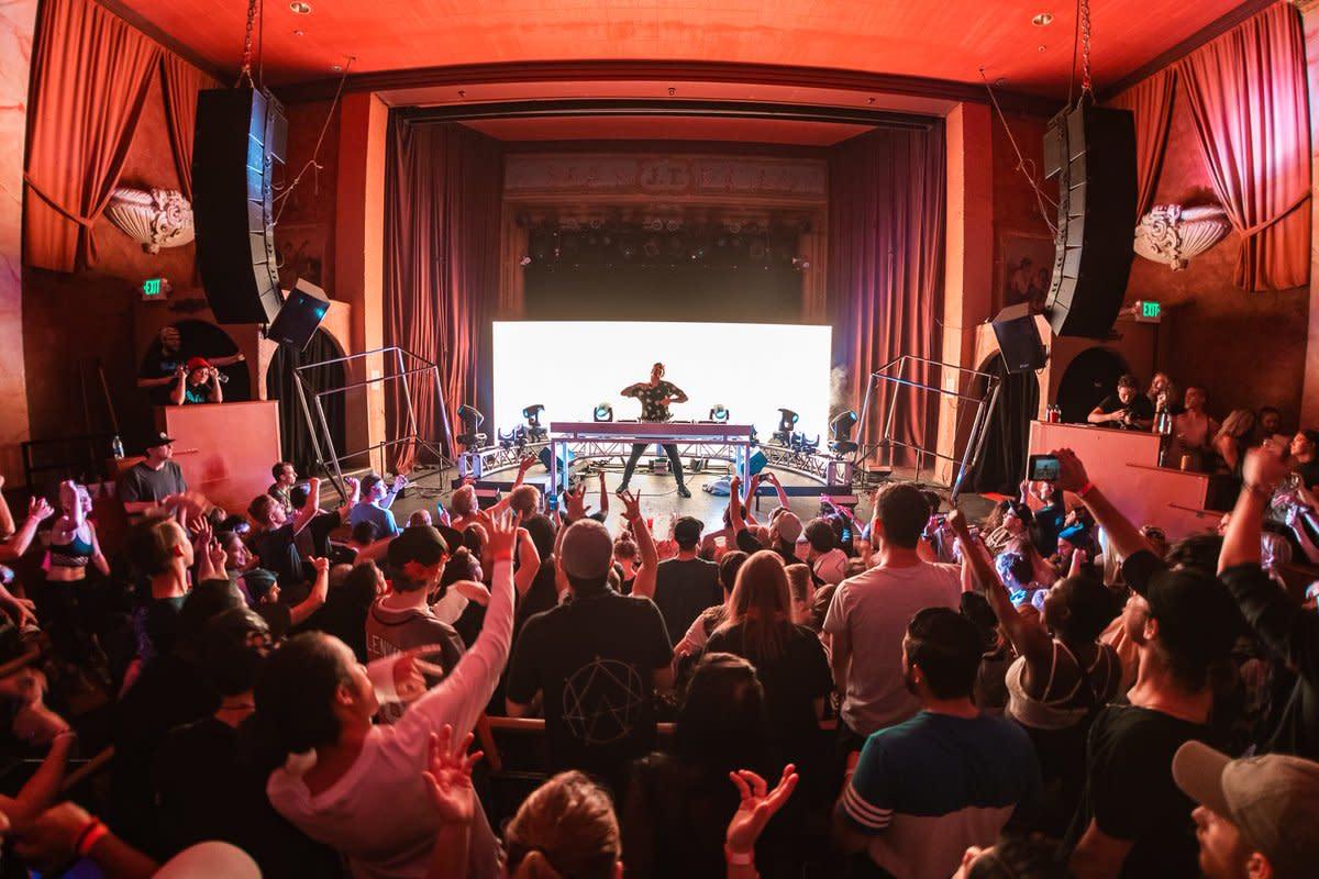 Ekali at the Bluebird Theater