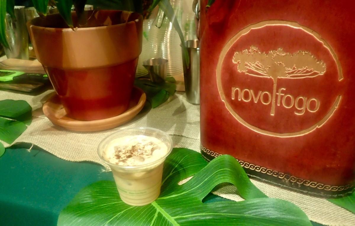 Novo Fogo coffee cocktail