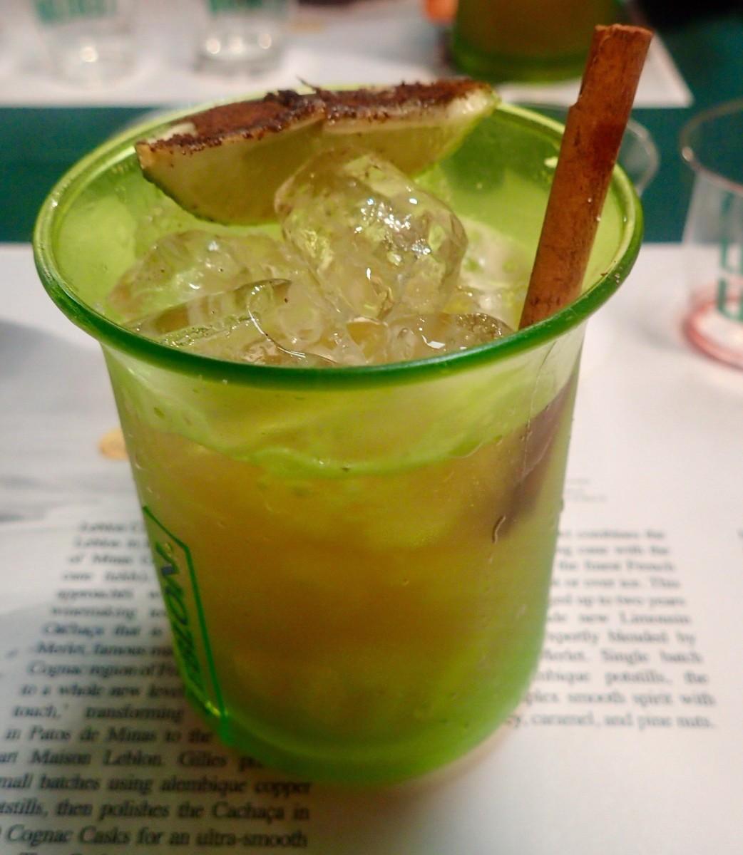 Brazilian Pick-Me-Up cocktail